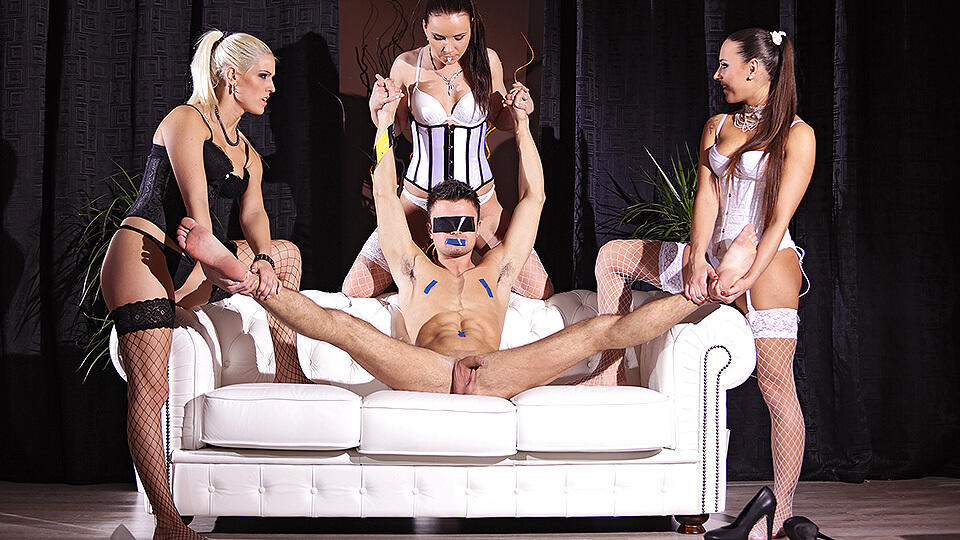 Sensual Torture: Humiliation in The Castle Of Fetish Lust_main