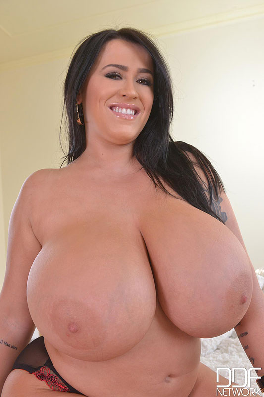 Big naked women tits sexy beautiful