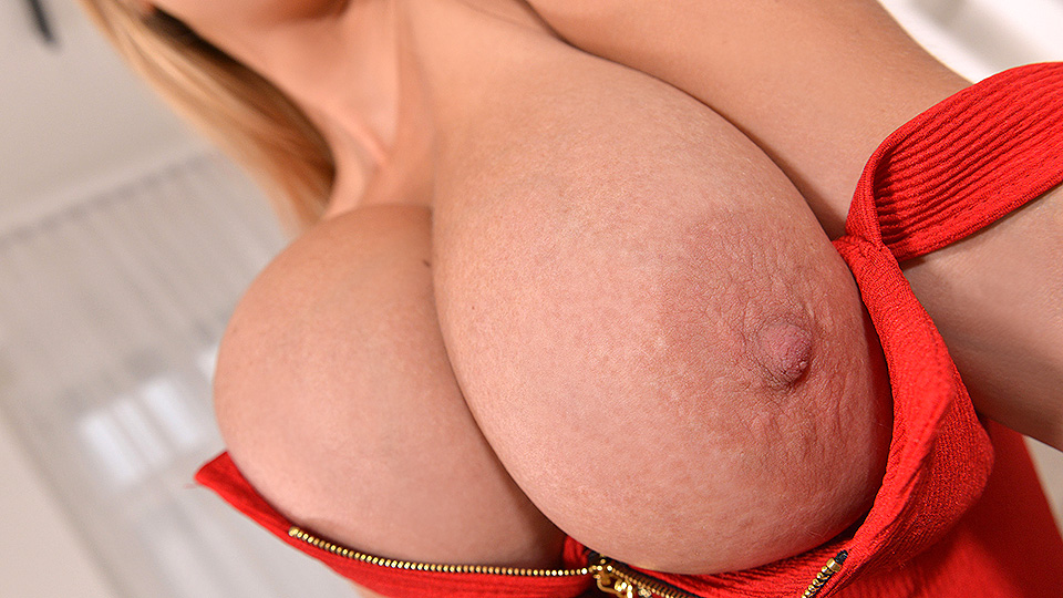 Wet Fantasies - Busty Blonde Str