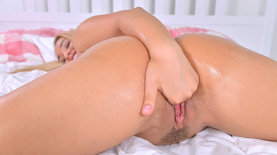 Butt with a Bounce - Curvy Russian Shows Off Her Ass-ets_main