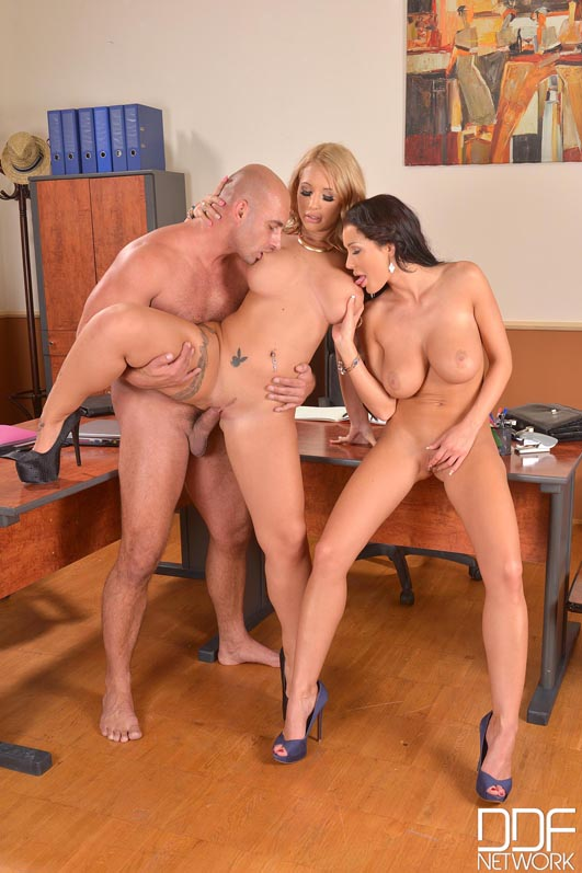 Babes elegant anal nick gill and timea bella never too 2