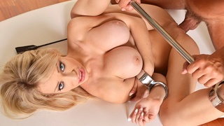 Chessie Kay - Cuffed and Creamed
