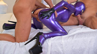 Latex Spanking Therapy, Part 2